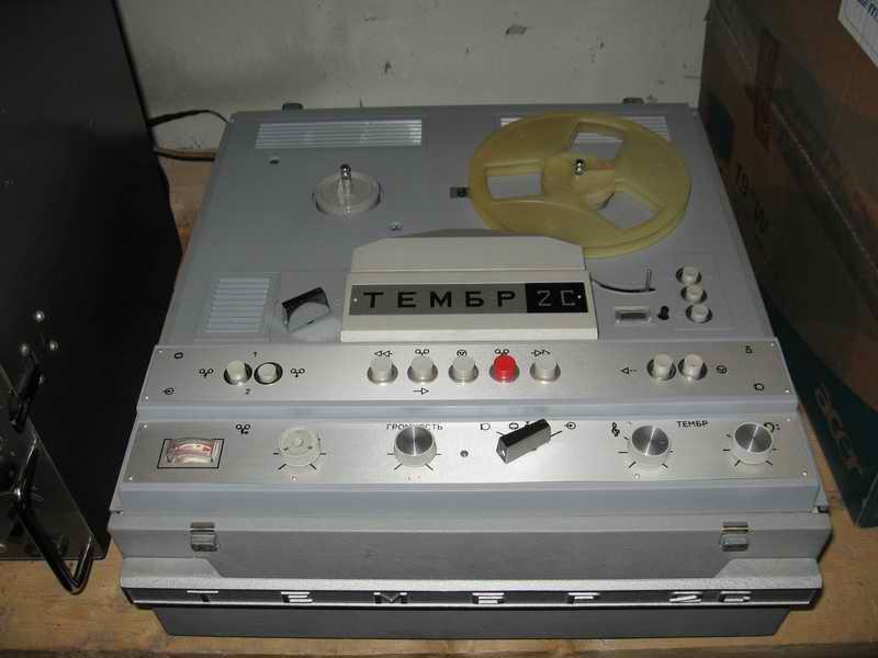 Магнитофон Тембр - 2С