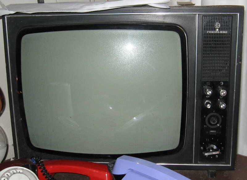 62 Фото телевизора Рекорд В312